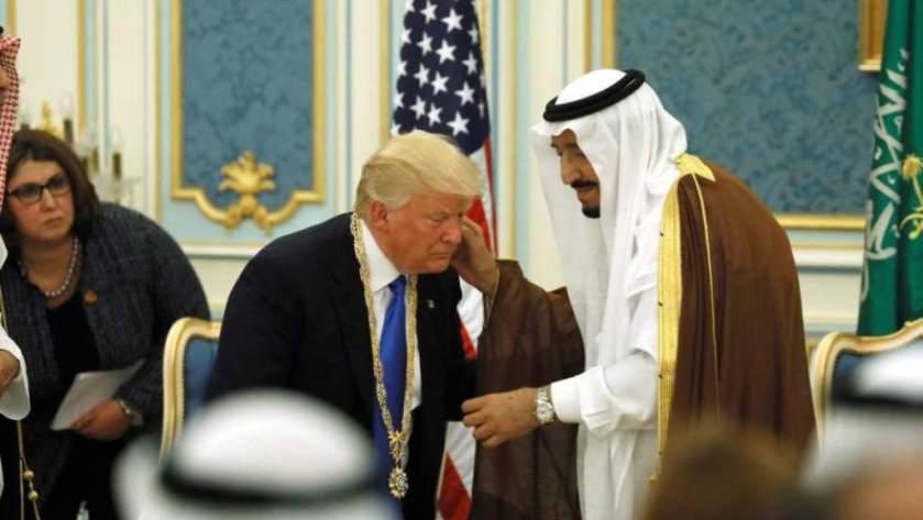 Primer viaje presidencial de Donald Trump