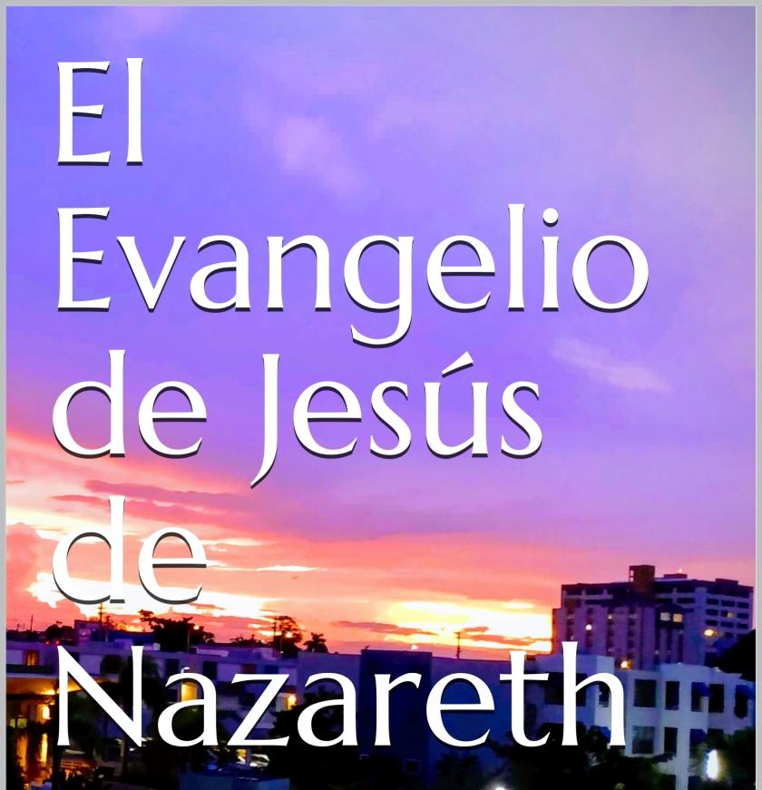 Libro: 'El Evangelio de Jesús de Nazareth'